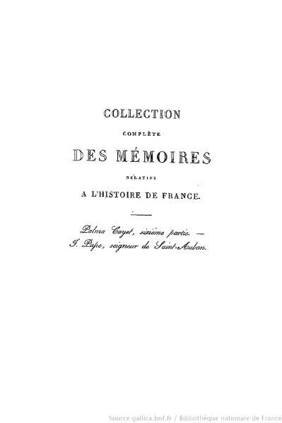 File:Petitot - Collection complète des mémoires relatifs à l'histoire de France, 1re série, tome 43.djvu