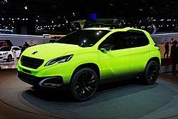 Peugeot - 2008 Concept - Mondial de l'Automobile de Paris 2012 - 201.jpg