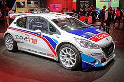 Peugeot 208 T16 - Mondial de l'Automobile de Paris 2014 - 001.jpg