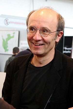 Philippe Geluck - Philippe Geluck in Brussels in 2010