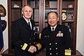 Phillip G Sawyer and Katsutoshi Kawano 20111013.jpg