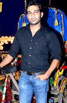 Photo Of Ali Abbas Zafar From The Audio release of 'Mere Brother Ki Dulhan'.jpg