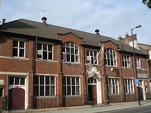 London Welsh Centre - Image: Photo of the London Welsh Centre