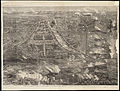 Pictorial map of the city of Paris and its environs.jpg