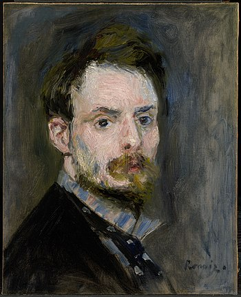 Self-portrait, (1875)