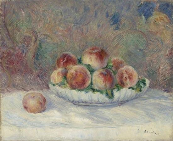 Pierre-Auguste Renoir - P%C3%AAches