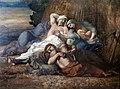 Pierre puvis de chavannes, il sonno, ante 1867, 02.jpg