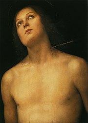 Pietro Perugino: Saint Sebastian