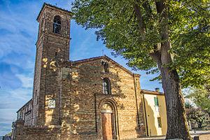 Savignano sul Rubicone - Pieve di San Giovanni in Compito