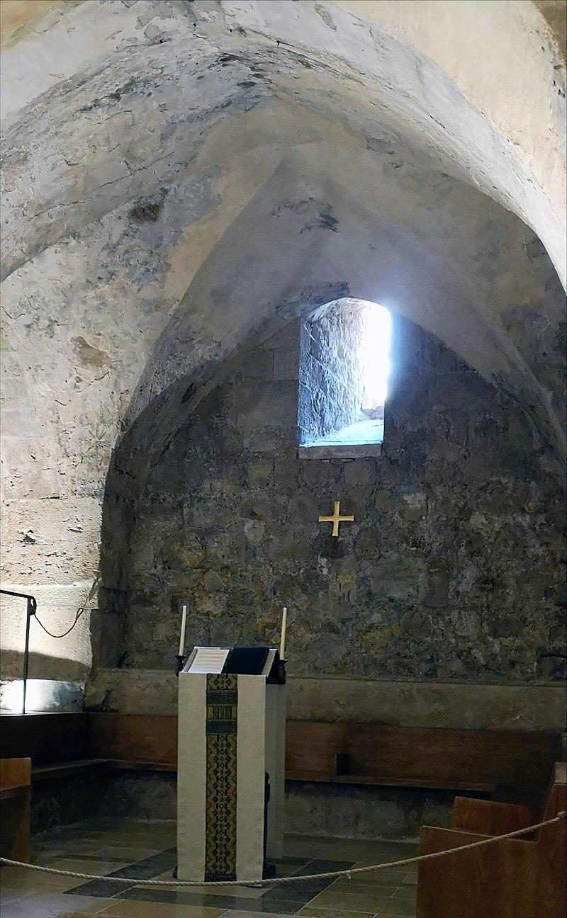 המנזר הבנדיקטיני באבו גוש