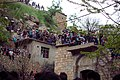 Pilgrims and festival at Lalish on the day of the Ezidi New Year in 2017 04.jpg