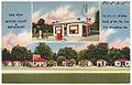 Pine View Motor Court & Restaurant, on U.S. 17, 10 miles north of Ga. Fla. Line, P.O. Woodbine, Ga. (8342834489).jpg