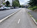Piste cyclable Avenue Jean Jaurès Joinville Pont 3.jpg