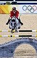 Pius Schwizer, Nobless, 2008 Summer Olympics Hong Kong.jpg