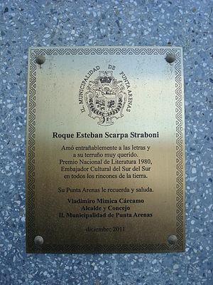 Scarpa, Roque Esteban