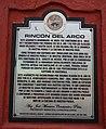 Placa conmemorativa Pila de arco.jpg
