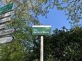 Plaque Rue Verts Bâtons - Noisy-le-Grand (FR93) - 2021-04-24 - 2.jpg