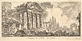 Plate 21- Temple of Pola in Istria (Tempio di Pola in Istria) MET DP827965.jpg