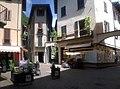 Platz in Porlezza, Lombardei.jpg