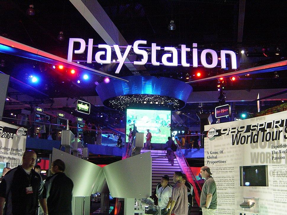 PlayStation E3 2003