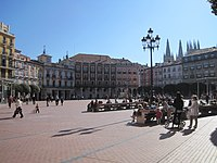 Plaza Mayor Burgos.JPG