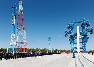 Plesetsk Cosmodrome Russian spaceport