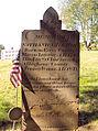 Plummer (Nathaniel), St. Clair Cemetery, 2015-10-05, 01.jpg