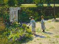 Podkowiński Children in the garden.jpg