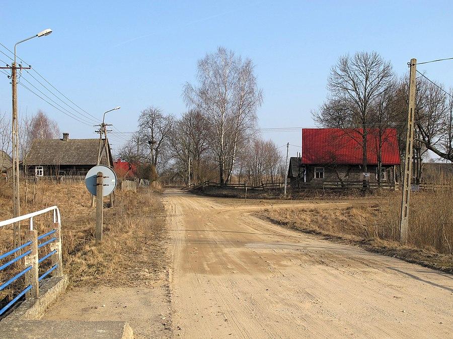 Nowinka, Gmina Szudziałowo