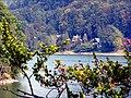 Pohľad na chaty pod Drienkovým vrchom - panoramio.jpg