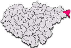 Poiana Blenchi in Sălaj County
