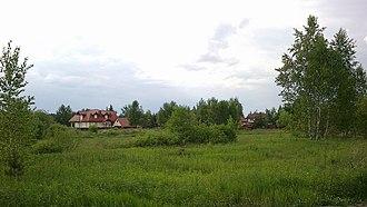 Czarnów, Piaseczno County - Image: Poland. Gmina Konstancin Jeziorna. Czarnów 001