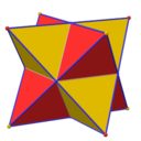 Polyhedron pair 4-4