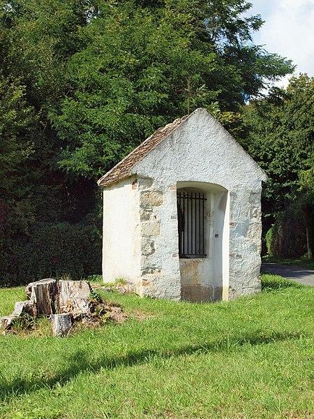 Oratoire Saint-Gilles de Vaugouret (Pont-sur-Yonne, Yonne, France)