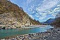 Ponte sul Trebbia, tra Lombardia ed Emilia - panoramio.jpg