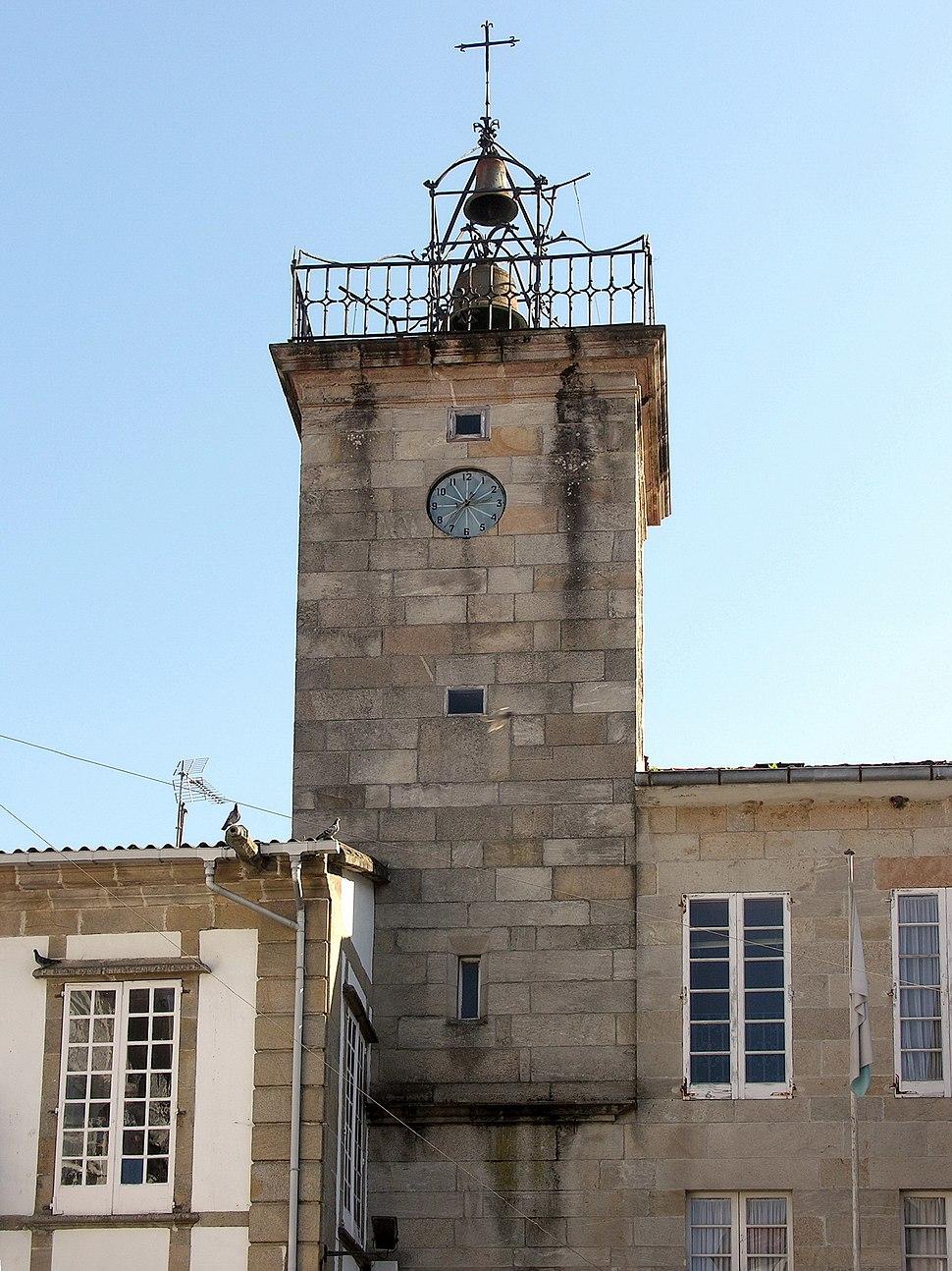 Torre do reloxo.