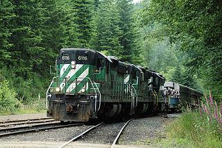 Port of Tillamook Bay Railroad transport company