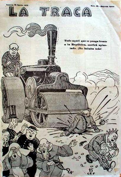 File:Portada La Traca - 20 d'abril de 1932.jpg