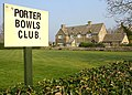 Porter Bowls Club - geograph.org.uk - 381405.jpg