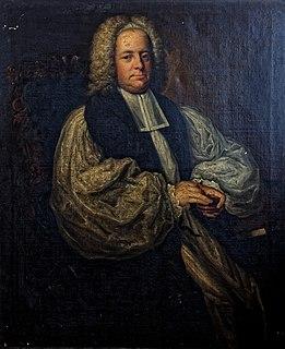 Mordecai Cary Irish Anglican bishop (1687-1751)