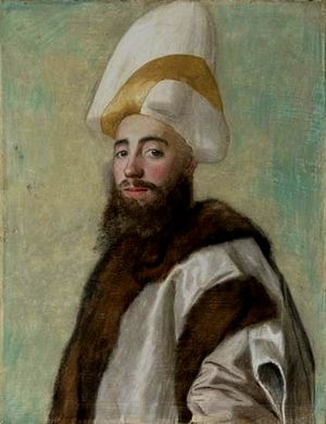 Tahmasp's campaign of 1731 - The talented Ottoman commander, Hakimoghlu Khan, who was made a Qazi of the empire after his capture of Tabriz
