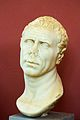 Portrait of a man, marble, 1st c BC, Delos, A4187, 143444.jpg