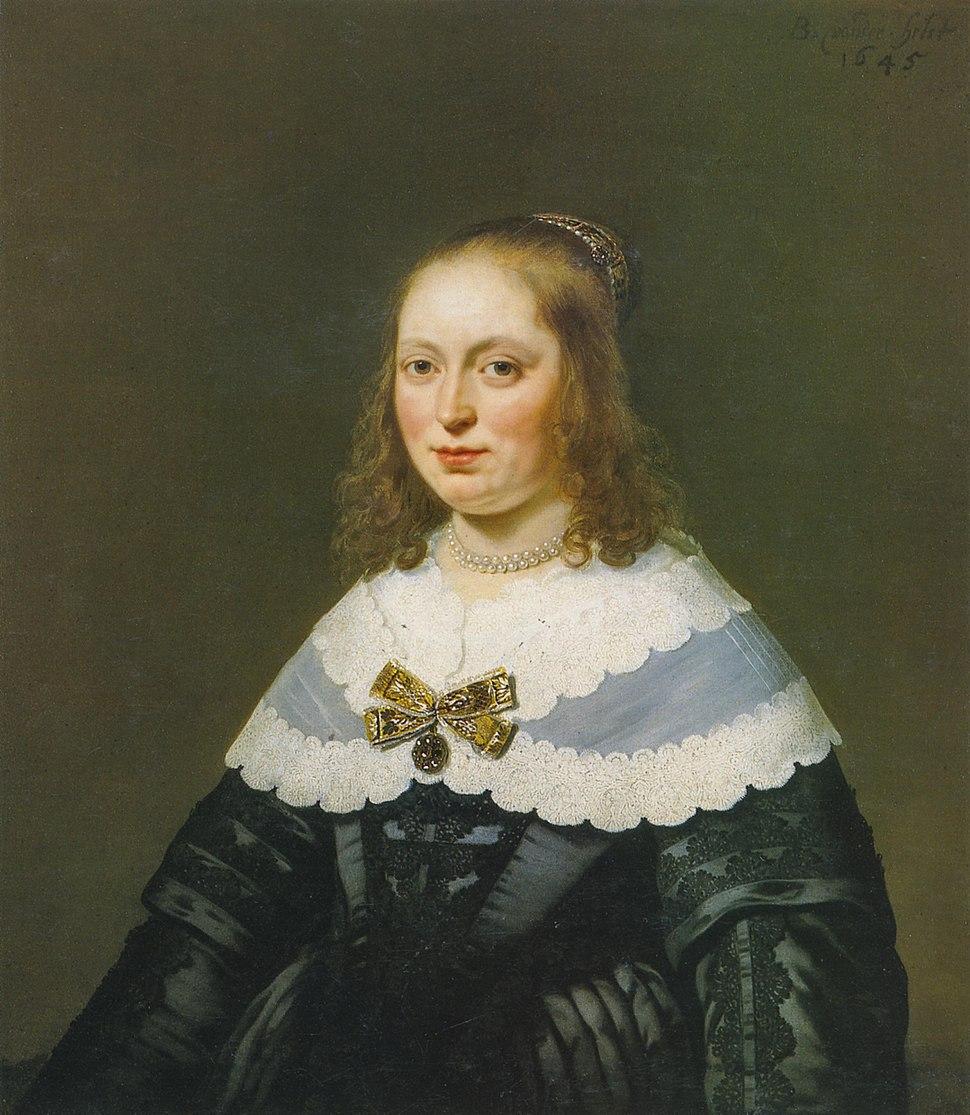Portrait sophia trip wife of balthasar coymans
