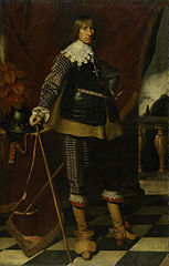 Portrait of Hendrik Casimir I (1612-40), Count of Nassau-Dietz