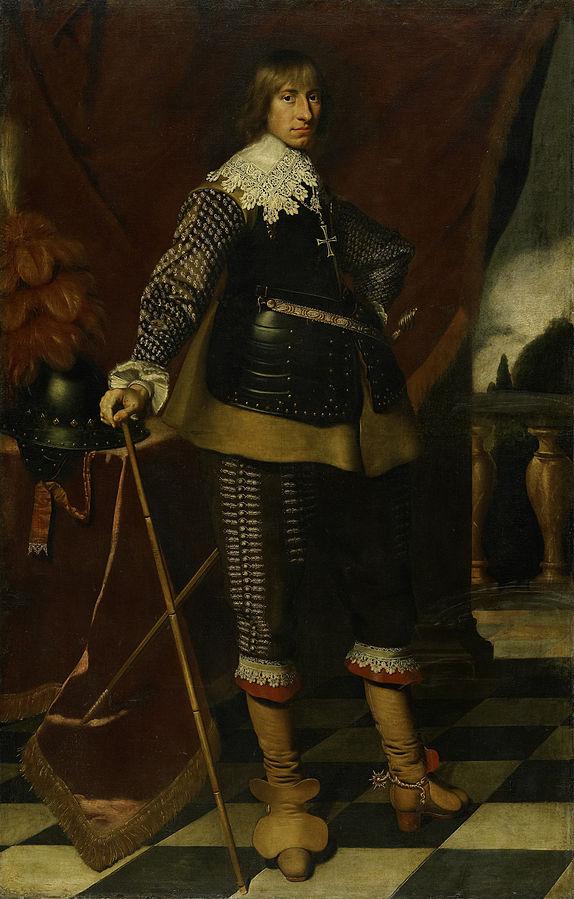 Portrait of Hendrik Casimir I (1612-40), Count of Nassau-Dietz