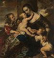 Portret van een vrouw met vier kinderen, voorgesteld als Caritas Rijksmuseum SK-A-1257.jpeg