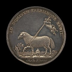 Lamb of the Redeemer [reverse]