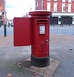 Post box at Seabank Road post office.jpg