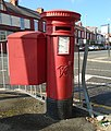 Post box on Magazine Lane.jpg