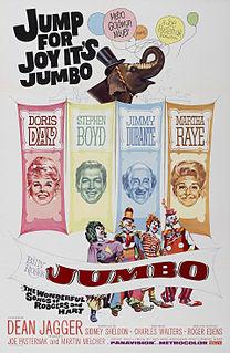 <i>Billy Roses Jumbo</i> 1962 film by Charles Walters